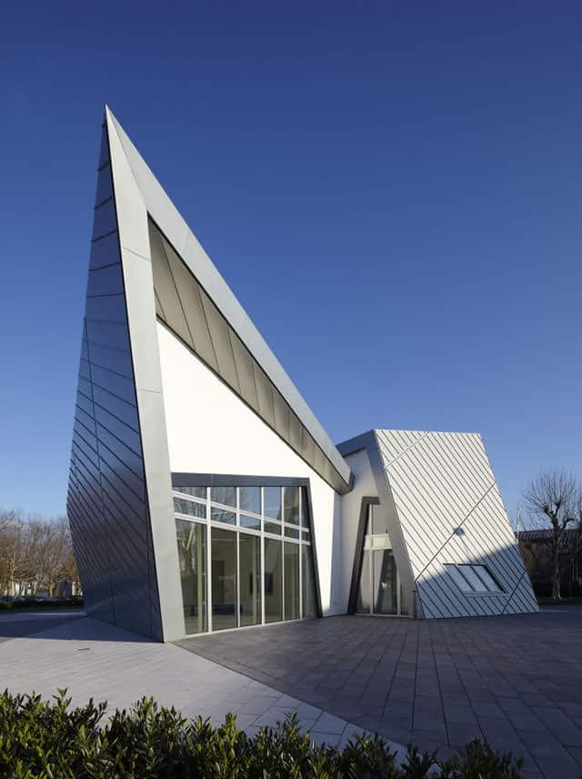 House Inside Decoration The Villa By Daniel Libeskind