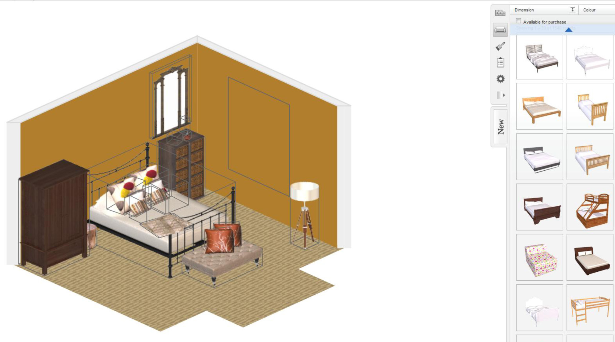 3d Room Planner Free Design Your Room In 3d For Free The Design Hub