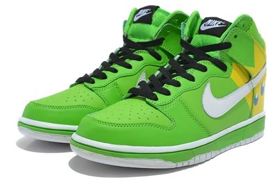 Nike-Dunk-Green-Yellow-King-Pig-High-Tops-2[9]