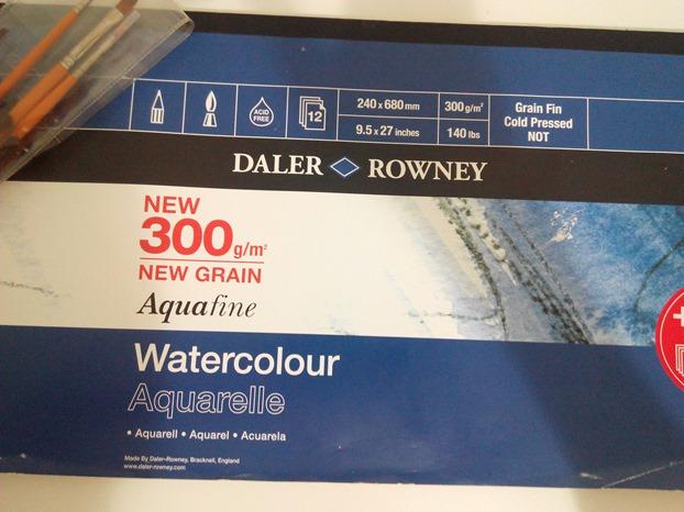 daler rowney watercolour paper-info