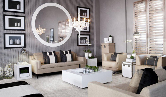 Tabloid Rumah Kelly Hoppen: Queen Of Taupe – The Design Tabloid