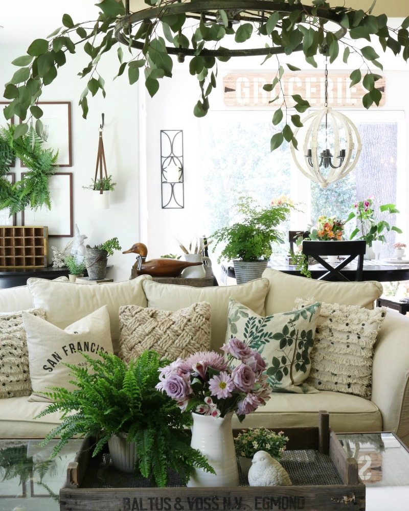Our 8 Best Spring Decor Ideas Home Tour The Design Twins