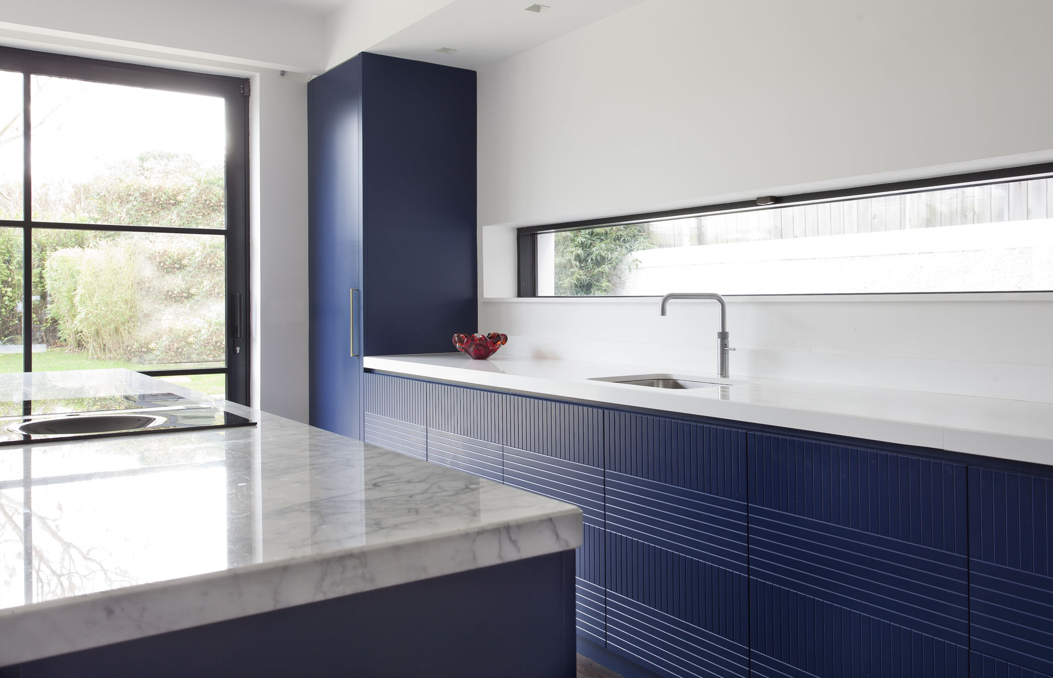 Modern Kitchen Design Dublin Bespoke Contemporary Kitchen In Dublin