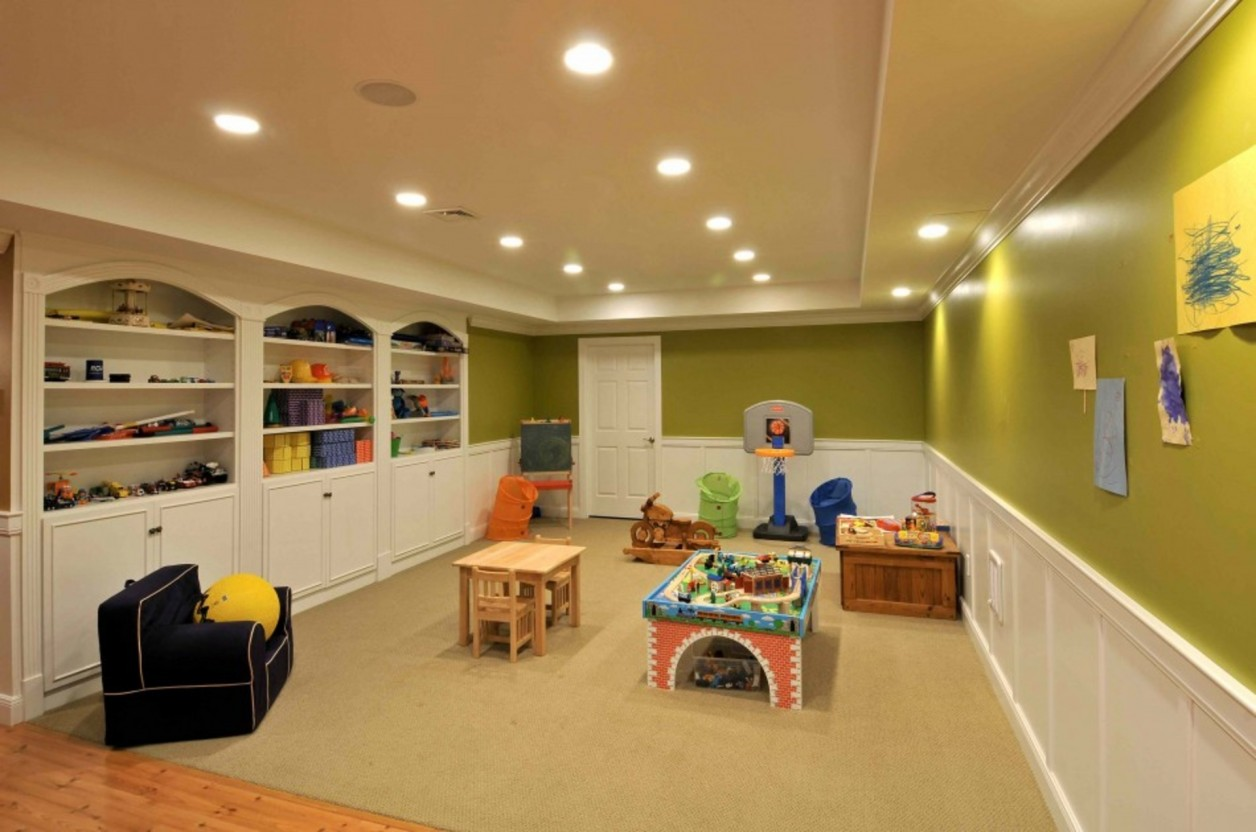 Best Paint Colors For Playroom 60 Fun Kids Playroom Ideas To Inspire You