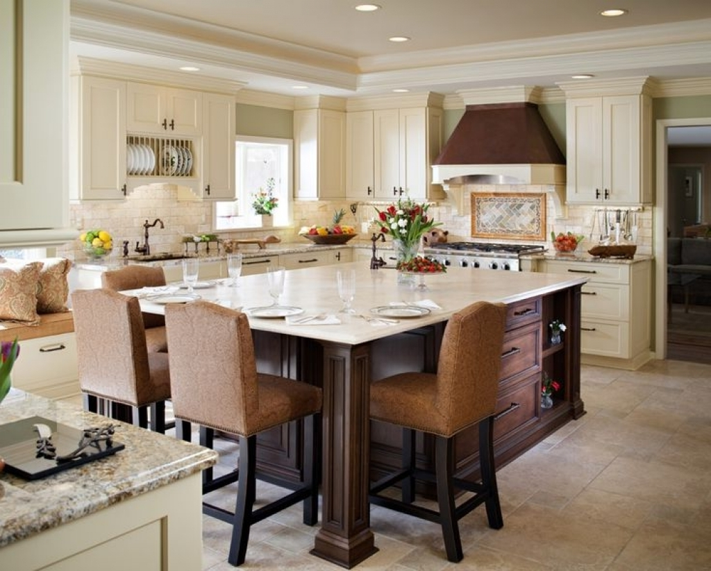 Kitchen Design With Round Island 60 Kitchen Island Ideas Leaven Up Your Cookery