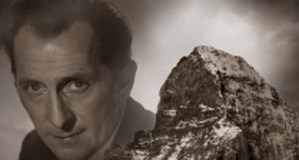 No White Peaks CD cover, read by Peter Cushing, raising funds for Chard's Watch project