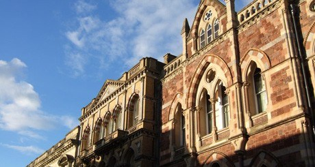 Exeter's Royal Albert Memorial Museum © Copyright Derek Harper and licensed for reuse under this Creative Commons Licence
