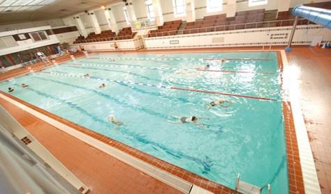 Pyramids Leisure Centre Swimming Pool