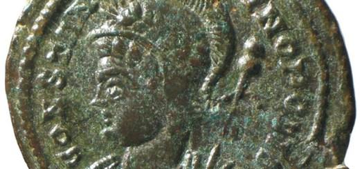 Devon Roman Coin