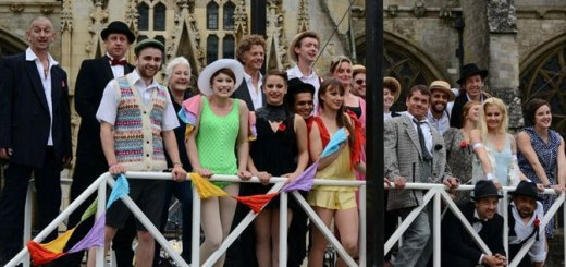 Cast and crew Extraordinary Bodies courtesy of M Ellis