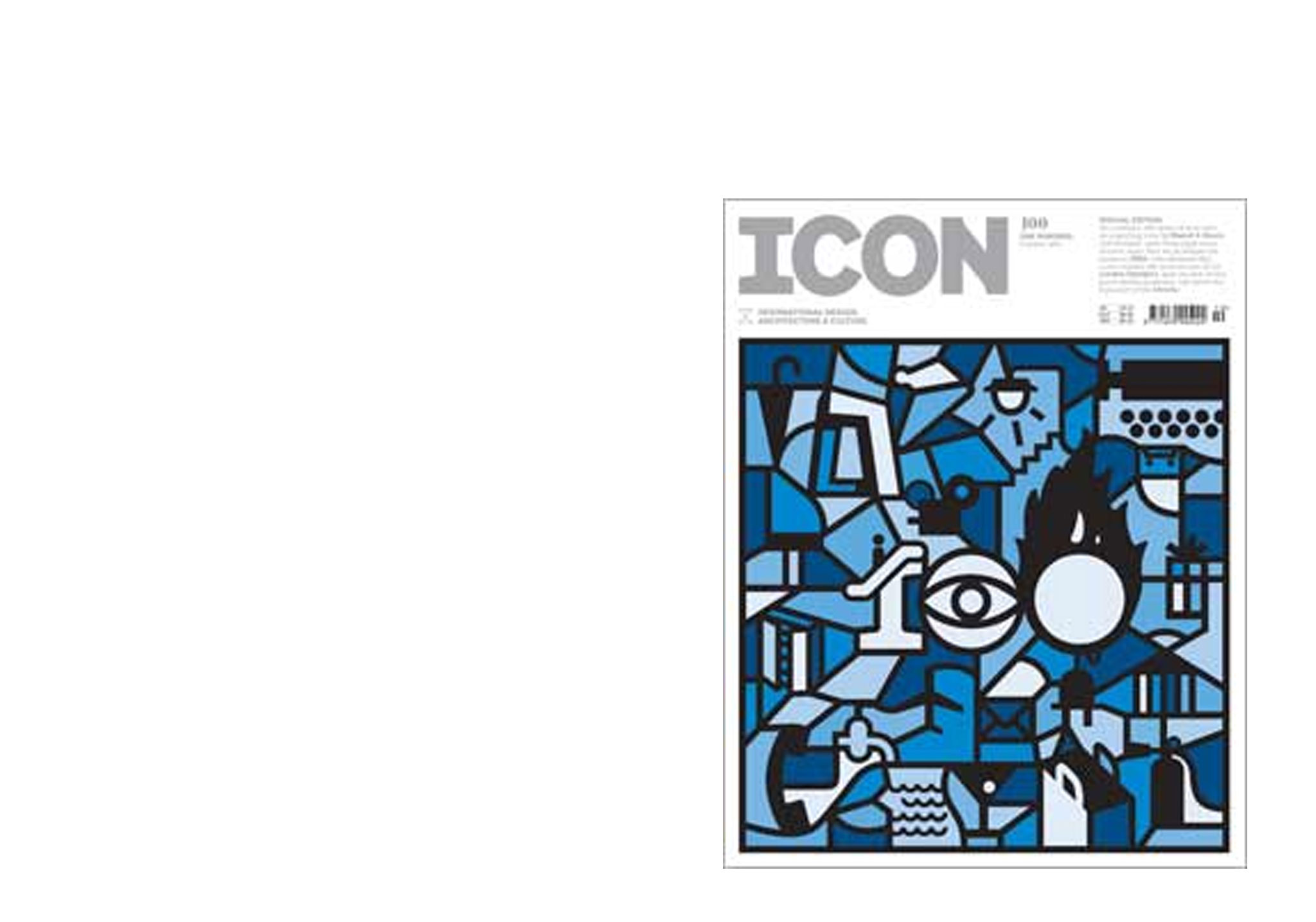 Icon Haus Icon 100th Issue The D Haus Company