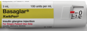 BASAGLAR  - 胰岛素折扣由礼来公司糖尿病