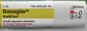 BASAGLAR  - อินซูลินลดโดยลิลลี่สำหรับโรคเบาหวาน