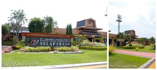 Flee Fly Flew -œˆ Garuda Airlines & Lombok Airport