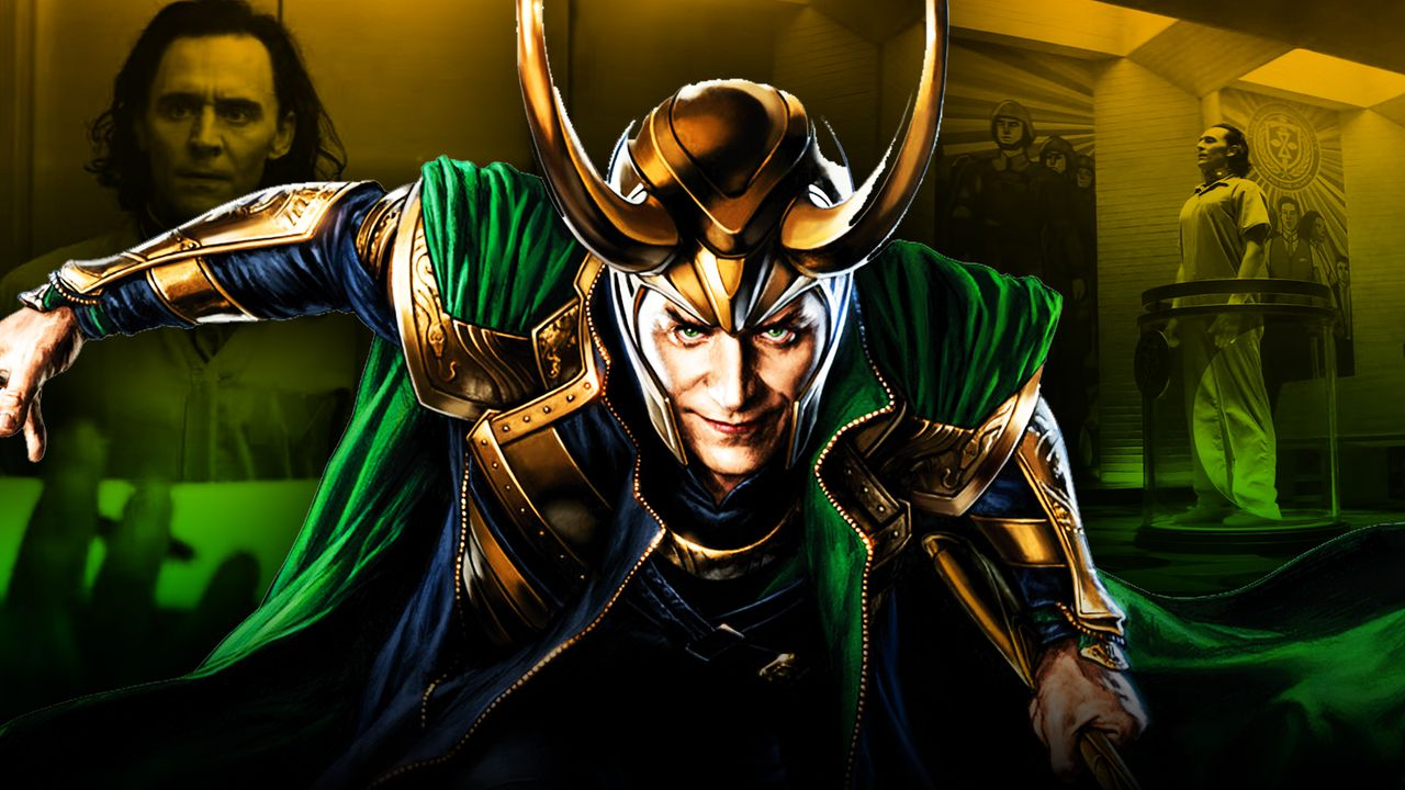 Tom Hiddleston S Loki New Trailer Teases Crazy Plot Of Disney Show