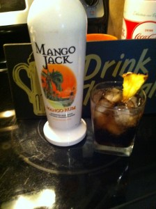 Jack, Mango Jack.....n coke