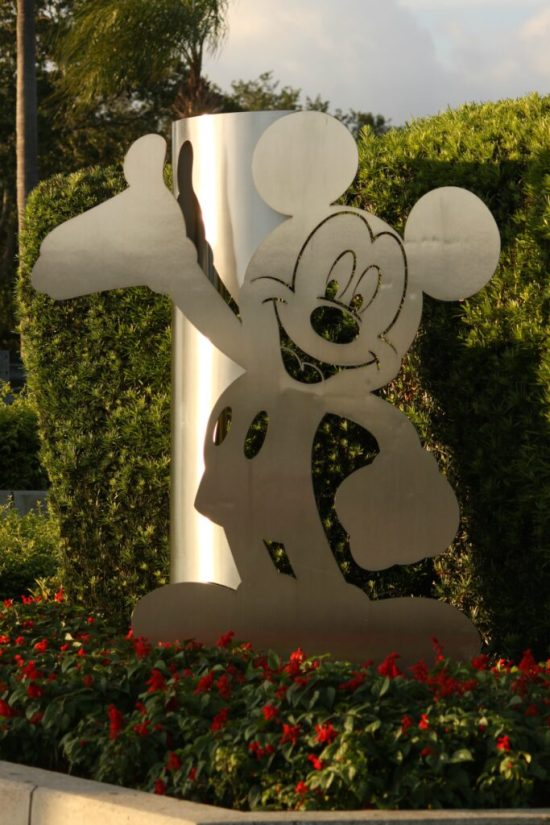 Mickey Mouse - Wordless Wednesday