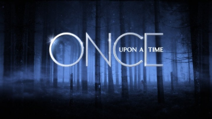 once upon a time title frame