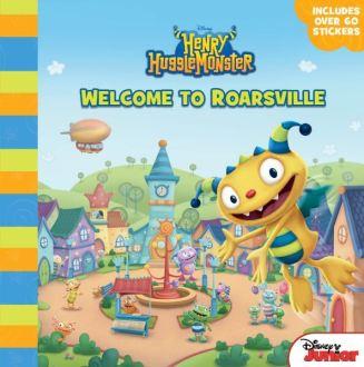 Henry Hugglemonster Welcome to Roarsville
