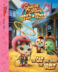 Sheriff Callie cat who tamed Wild West - ndk review