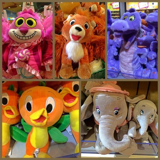 Disney Plush - Once Upon a toy - wordless wednesday
