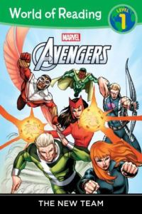 World of reading The Avengers The New Team
