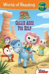World of Reading Callie Asks for Help