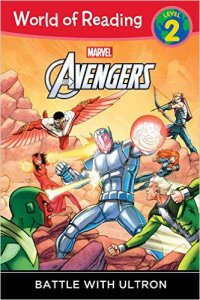 World of Reading Avengers Battle with Ultron