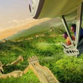Great Wall Soarin Epcot