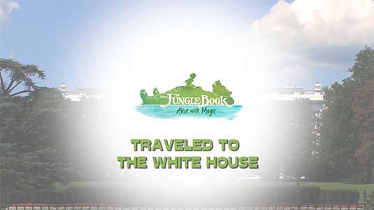 Jungle Book White House