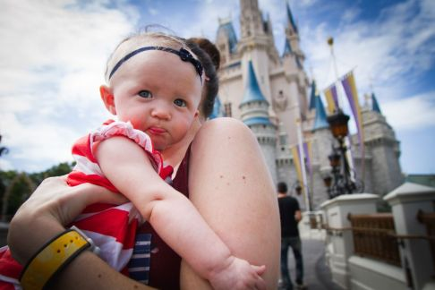 Why you should take a baby to WDW