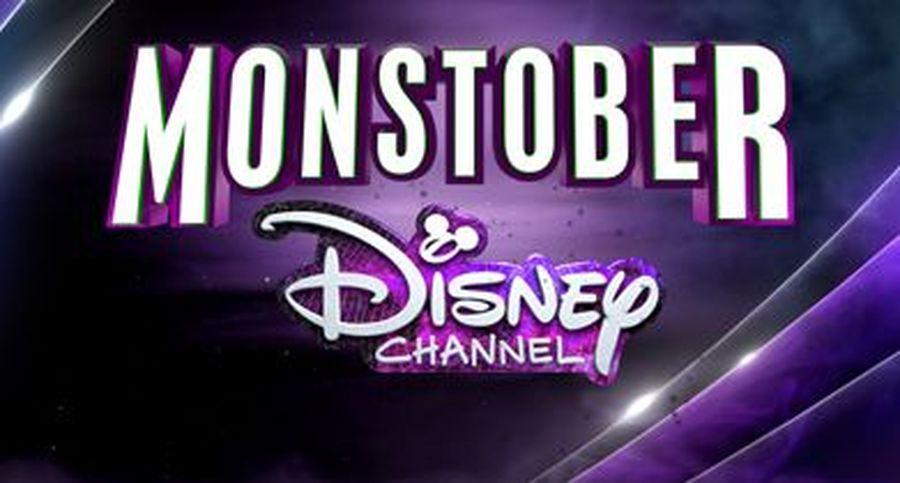 monstober disney channel
