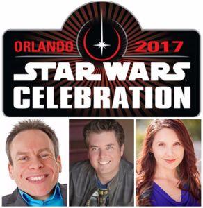 Star Wars Celebration Orlando Hosts 2017