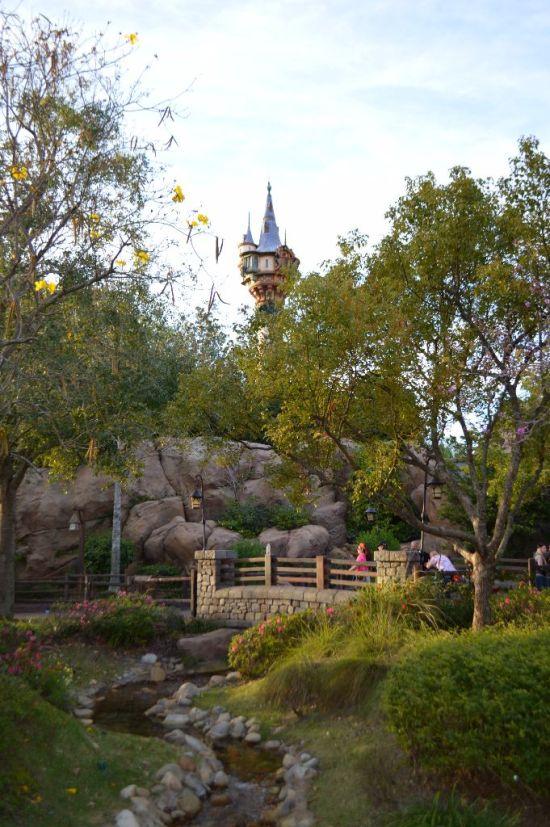 Rapunzel's Tower - Wordless Wednesday