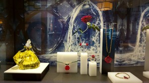 Beauty and the Beast Swarovski Collection
