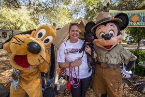 Paws Disney Voluntears