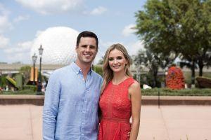 Ben & Laura Disney Fairy Tale Weddings Special