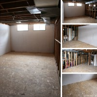 Basement Renovation: DRIcore Subfloor Installation