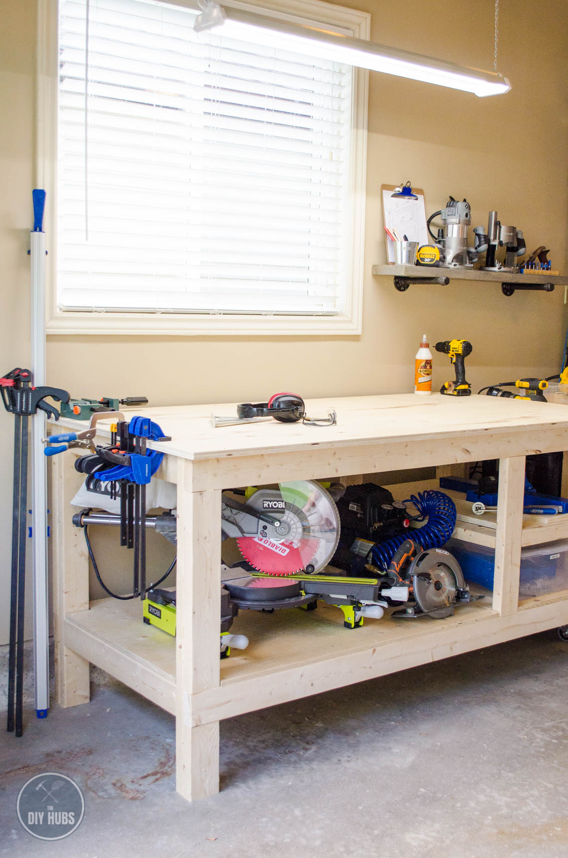 Free Workbench Plans Nick Alicia