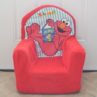 Sew a New Cover for a Plush Kid's Chair   The DIY Mommy
