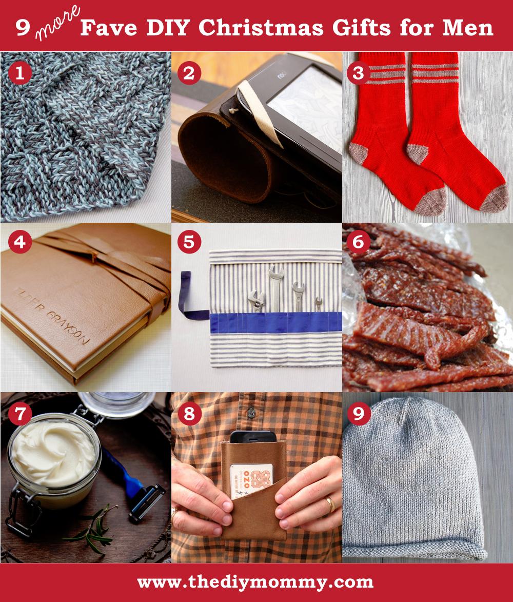 Diy Mens Christmas Gift Ideas - Eskayalitim