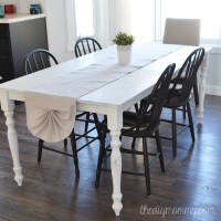 Shabby Chic Kitchen Table