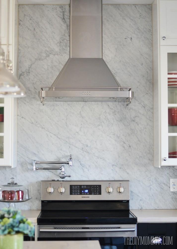 kitchen black white glass cabinets subway tile vintage kitchen backsplash couchable