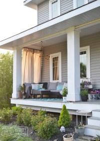Country Farmhouse Porch Decor Ideas (with a Boho Twist ...