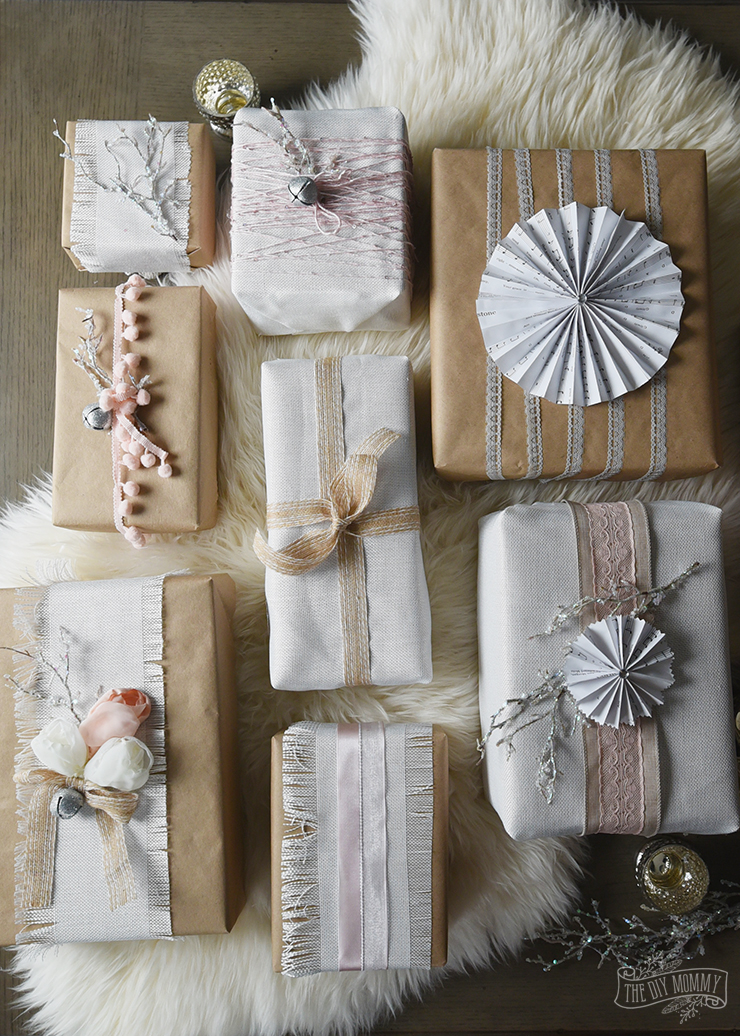 Shabby Chic Christmas Gifts Ideas - 3d House Drawing •