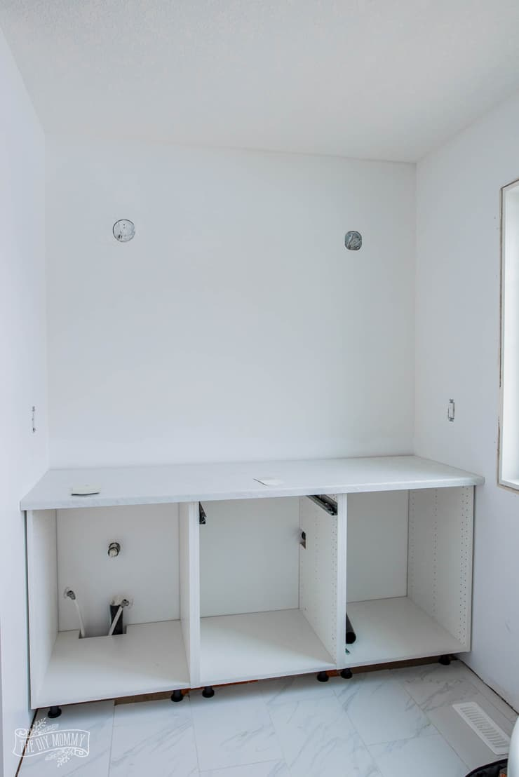 Bathroom Space Saver Ikea Hacking Ikea Kitchen Cabinets For A Bathroom Vanity 2019 Spring