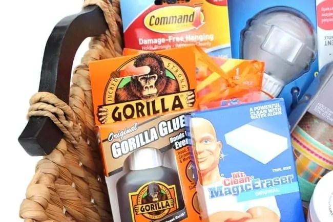 Gorilla Glue for the Mover