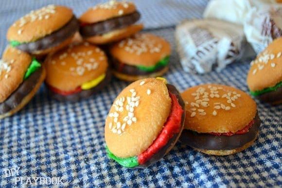 HamburgerCookie