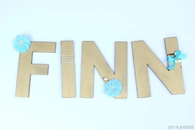 Finn Letters