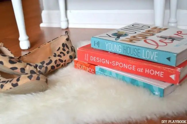Books-Shoes